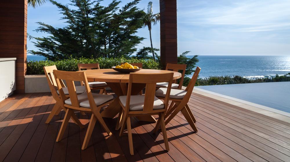 Advertising Photography Of Summit Furniture In Malibu